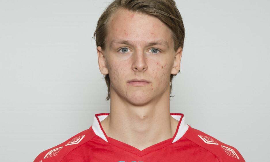 AKUTT INFEKSJON: Adrian Lillebekk Ovlien døde av en akutt infeksjon fredag. Foto: Digitalsport