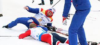 Zahl Pedersen i tårer da Norge avsluttet med lagsølv