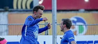 Aursnes ble matchvinner for Molde