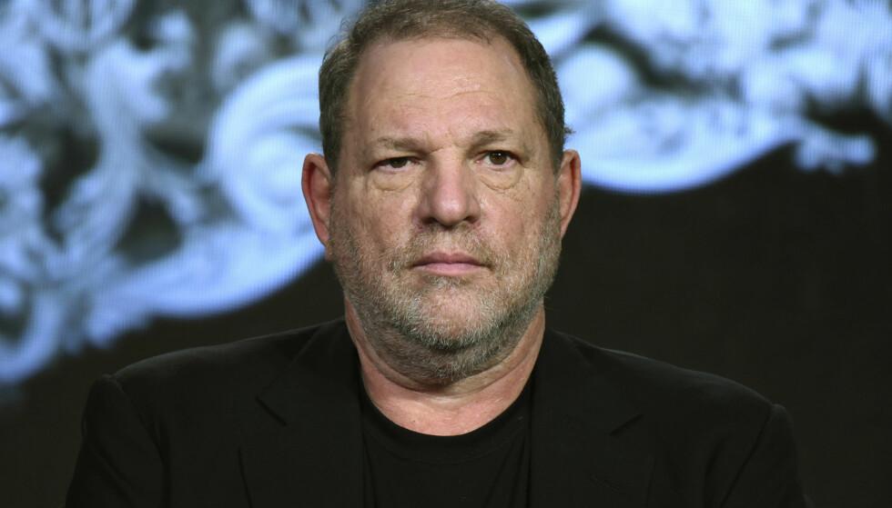 OMSTRIDT: Harvey Weinstein har blitt oversvømt av anklagelser om seksuell trakassering det siste halvåret. Nå har et av hans selskaper slått seg selv konkurs. Foto: Richard Shotwell / NTB scanpix