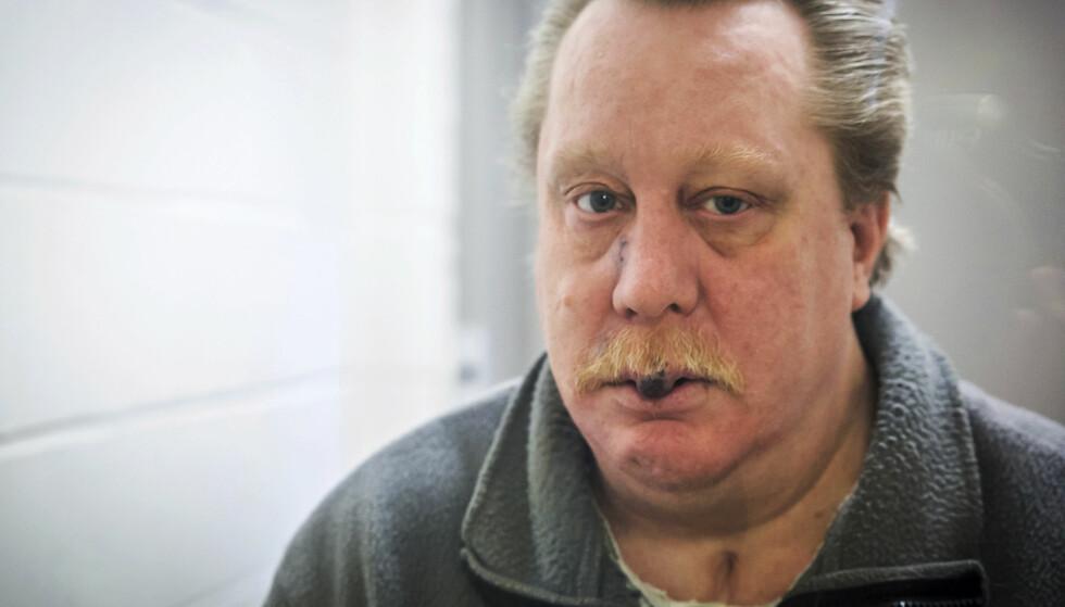 UNNSLAPP HENRETTELSE: Russell Bucklew fikk tirsdag for andre gang utsatt henrettelsen. Foto: Jeremy Weis Photography via AP / NTB scanpix