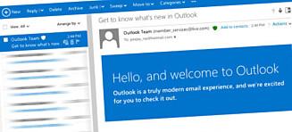 Stenger Outlook-mail på mobil til alle ansatte