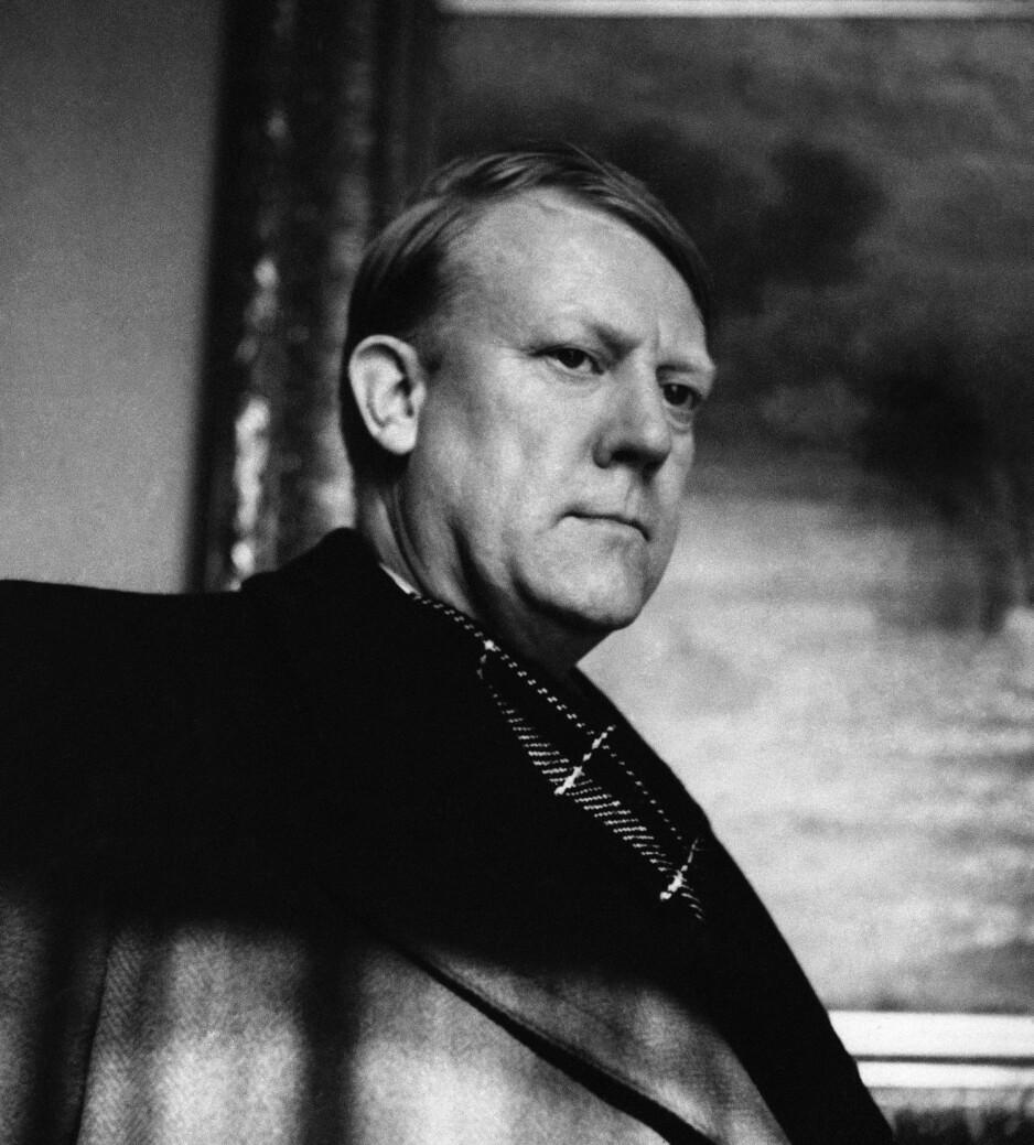ONDSKAPENS NÆRE HISTORIE I NORGE: Denne mannen er det forstatt noe i dette landet som dyrker og hyller. Tenk over det før du skriker ut om hvem som har ansvaret for både det ene og det andre. Foto: NTB Scanpix.