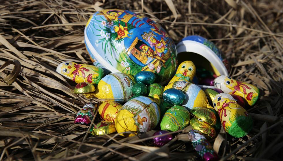 FRISTELSER: Vi går inn i den store eggsesongen. Eggene har for øvrig lengre tradisjoner enn påsken. Allerede i Egypts pyramider fins bilder av folk som bærer kurver med egg.