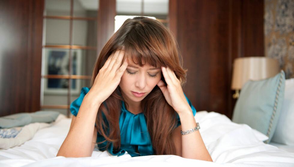 HVERDAGSSTRESS: Arbeidsledige opplever mye stress i hverdagen enn folk på jobb. Foto: Jan Haas / NTB Scanpix