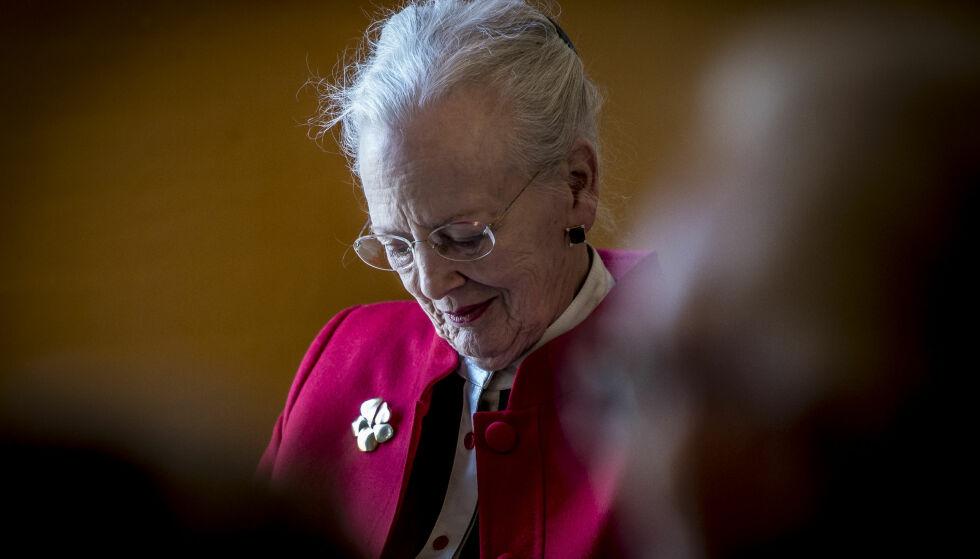 ET TOMROM: Dronning Margrethe mistet ektemannen gjennom 51 år i februar. Med prins Henrik borte, har livet endret seg på flere punkter for 77-åringen. Foto: NTB Scanpix
