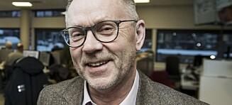 John Arne Markussen slutter som sjefredaktør i Dagbladet