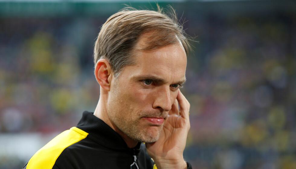 ARSENAL-SJEF? Thomas Tuchel blir ikke Bayern Münchens nye hovedtrener. Han er i stedet i ferd med å signere for Arsenal. Foto: Reuters / Michaela Rehle Livepic/File Photo