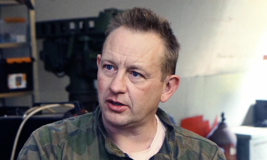 ANKER: Peter Madsen anker straffeutmålingen på livstid i fengsel etter å ha blitt dømt for drapet på Kim Wall. Han anker ikke drapsdommen, men straffen på livstid. Det er ikke en erkjennelse av skyld, sier hans forsvarer. Foto: www.deadlinepress.dk
