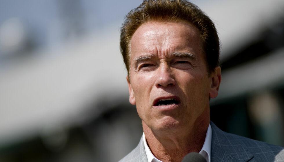 ÅPEN HJERTEKIRURGI: Arnold Schwarzenegger ble torsdag operert i Los Angeles. Foto: NTB Scanpix