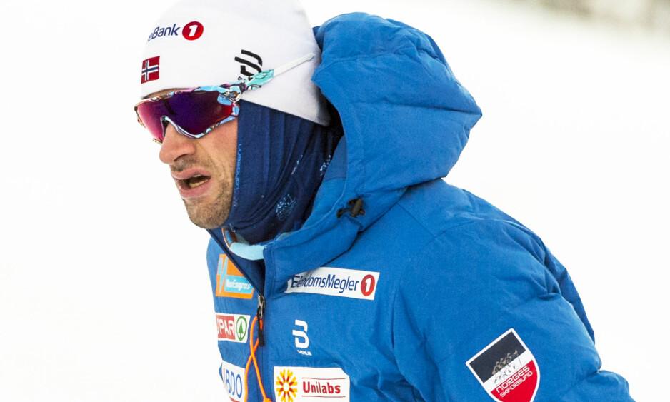 PÅMELDT TIL LAGSPRINTEN: Petter Northug har planer om å dra til Alta. Foto: Ned Alley / NTB scanpix