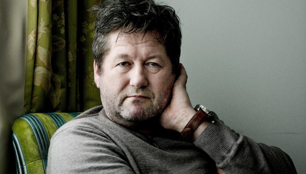 <strong>I SORG:</strong> Bjarne Brøndbo snakker om tapet av bandkollegaen Frode Viken, som gikk bort påskeaften. Dette bildet er tatt ved en annen anledning. Foto: Siv Johanne Seglem / Dagbladet