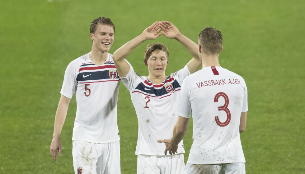 GOD: Rosenborgs Birger Meling er en av spillerne som dro godt av å ha to seriekamper i skoa før landslagskampene mot Australia og Albania. Foto: Vidar Ruud / NTB scanpix