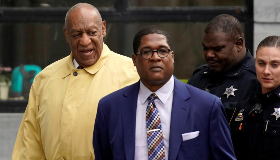 TILTALT: Den berømte komikeren Bill Cosby er tiltalt for seksuelle overgrep. Foto: REUTERS/Jessica Kourkounis