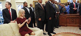Hevder rådgiveren står bak de «ondeste og verste» lekkasjene: - Trump vet hvem løgnerne er