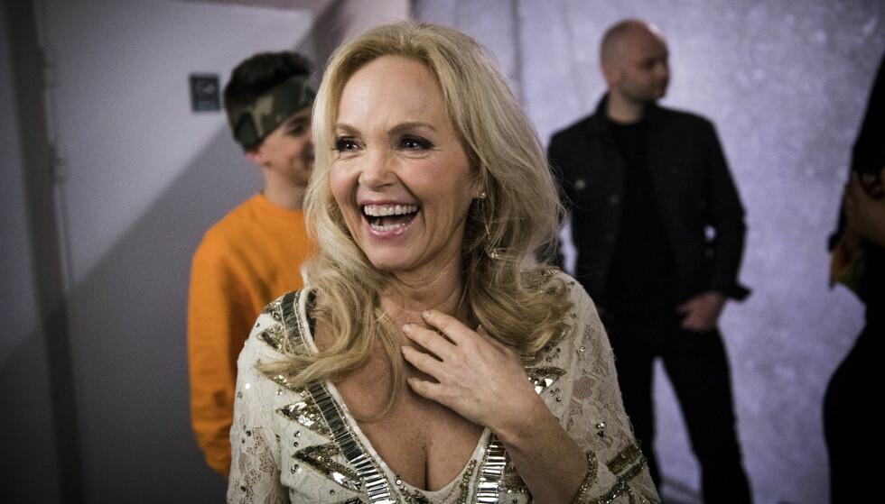 - FORBILDE: Guri Schanke har kjent Lill-Babs i over 50 år, og trodde helsesituasjonen til stjerna skulle bedre seg. Foto: Lars Eivind Bones / Dagbladet