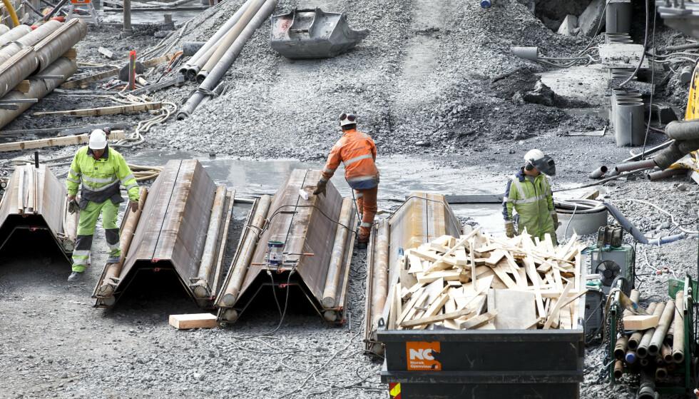 Trues til stillhet: Flere tillitsvalgte blir utsatt for alvorlige trusler fra arbeidsgiver. Foto: Gorm Kallestad / NTB scanpix