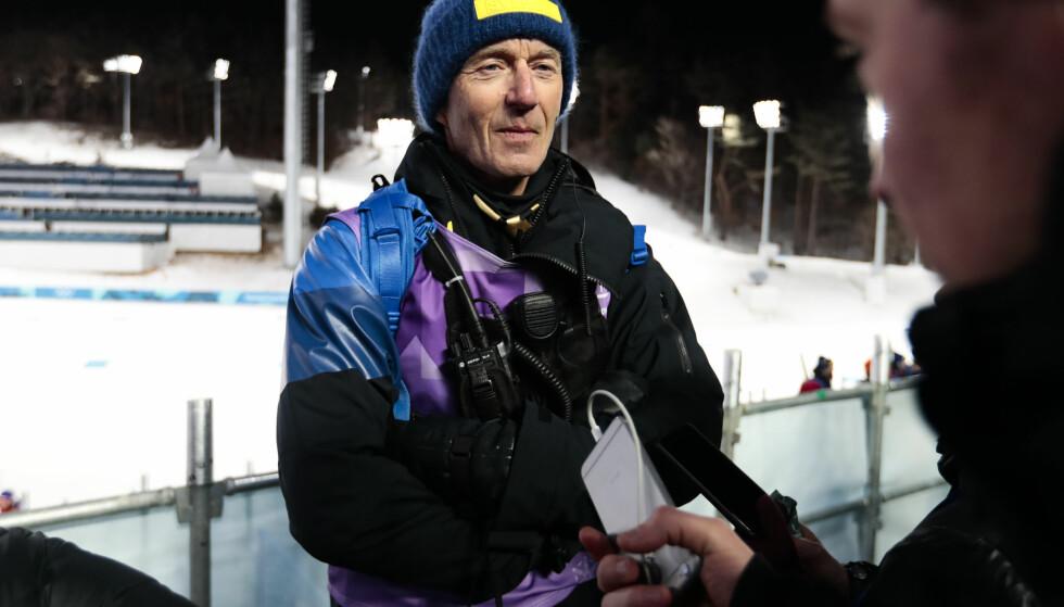 FERDIG: Ole Morten Iversen gir seg som svensk landslagstrener. Foto: Lise Åserud / NTB scanpix