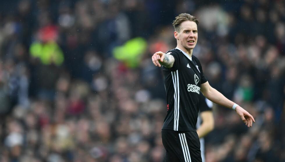 SPILLER BRA: Stefan Johansen og Fulham styrer mot opprykk i Championship. Foto: Javier Garcia/BPI/REX/Shutterstock