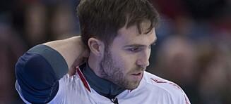 Ute av curling-VM etter playoff