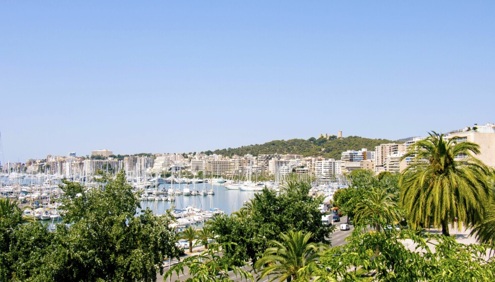 DEN HIPPESTE: Det gamle fiskernabolaget Santa Catalina ligger ved havet og havnen, og er i dag Palma de Mallorcas hippeste nabolag. Foto: Shutterstock / NTB Scanpix