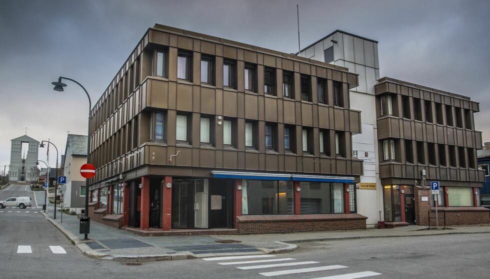 FENGSLET: Mannen og kvinnen ble for to uker siden fengslet i Øst-Finnmark tingrett. Foto: Jan-Morten Bjørnbakk / NTB scanpix