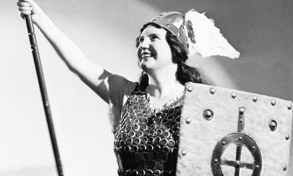 KIRSTENS VALG: Kirsten Flagstads historie er grandios og dramatisk. En perfekt storfilm. Foto: Scanpix