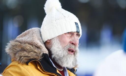 PÅSTAND: Juha Mieto hevder han vet at Marit Bjørgen gikk raskere enn Krista Pärmäkoski da de delte OL-bronsen. Foto: Terje Pedersen / NTB scanpix