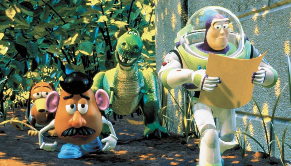 ETTERLENGTET: Endelig kommer den etterlengtede «Toy Story»-oppfølgeren. Foto: NTB Scanpix