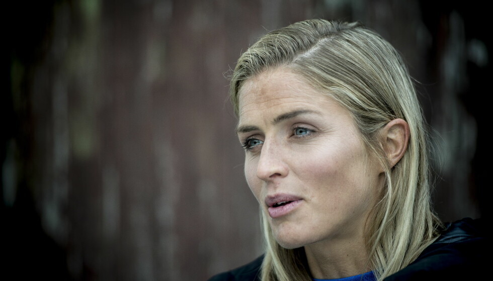 IMPONERT: Therese Johaug synes det er veldig spennende å følge stortalentet som blir beskrevet som den nye Therese Johaug. Foto: Thomas Rasmus Skaug / Dagbladet