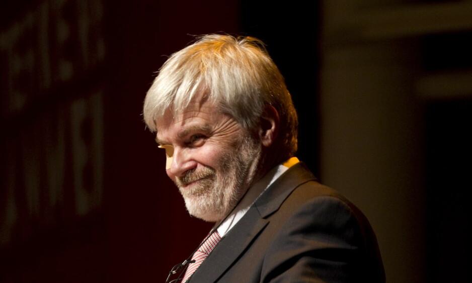 SLEIP METODE: Leif Sande, Industri Energi og en påskekrim var med på å endre stortingsvedtaket om ACER.