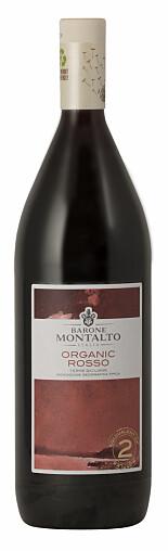 <strong>PLASTMAGNUM:</strong> 150 cl italiensk rødvin på lett plastflaske.