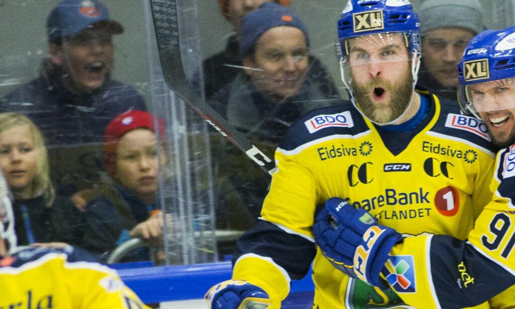 image: Storhamar tok NM-gullet i ishockey med 4-2-seier over Lillehammer