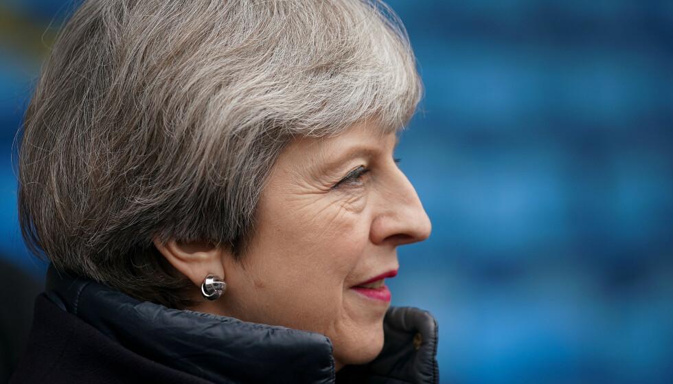 MØTE: Theresa May har kalt inn regjeringen til et hastemøte. Foto: PA Photos / NTB scanpix