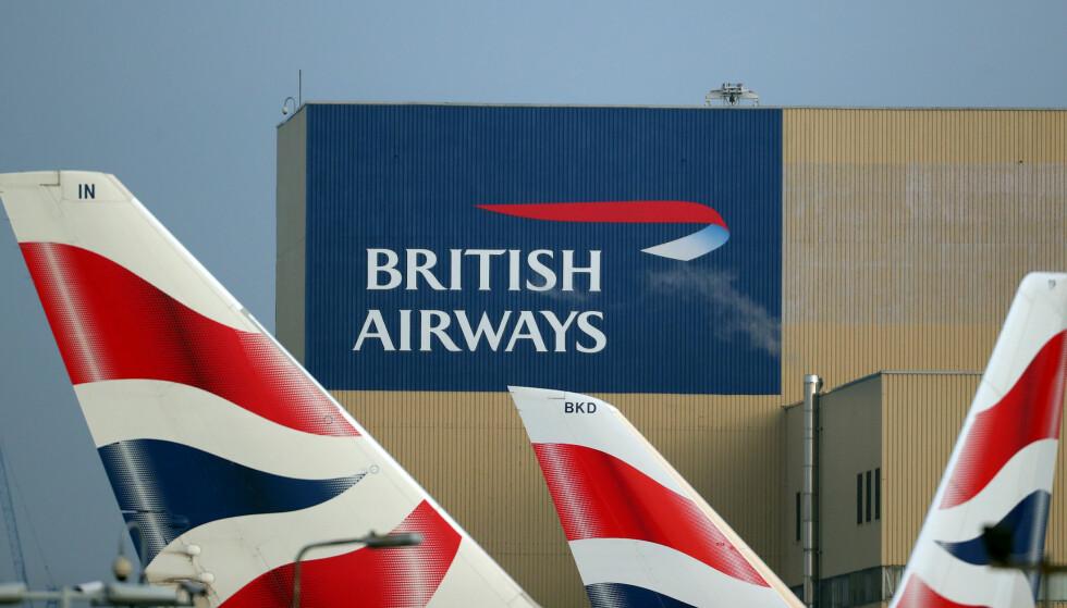 VIL KJØPE NORWEGIAN: British Airways-eier IAG viser interesse for Norwegian . Foto: Hannah McKay, Reuters/NTB Scanpix.
