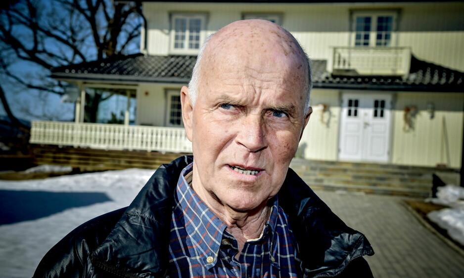 BLIR ETTERFORSKET: Anders Besseberg hjemme på tunet. Foto: Hans A. Vedlog / Dagbladet