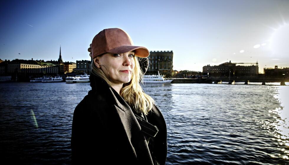 I Stockholm: Ane Brun har bodd i den svenske hovedstaden hele sin artistkarriere. Denne lørdagen opptrer hun i Oslo Spektrum. Foto: Nina Hansen / DAGBLADET