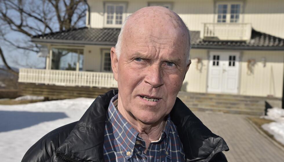 TREKKER SEG: Anders Besseberg er ferdig i WADA-styret. Foto: Hans A. Vedlog / Dagbladet