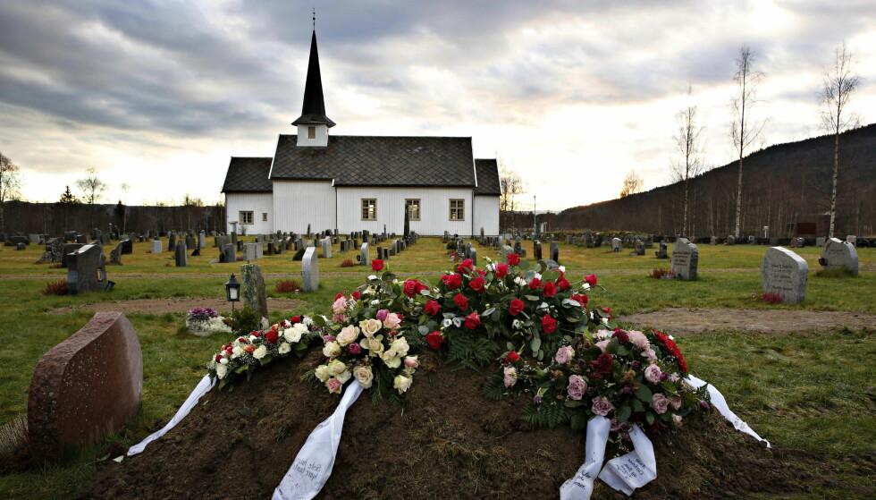 DØDE: Bjørg Elinore Strand døde etter å ha blitt satt av på feil sted av pasientdrosjen på høsten 2014. Foto: Jacques Hvistendahl / Dagbladet