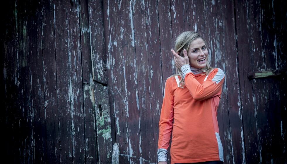 IKKE LENGER UTESTENGT: Therese Johaugs suspensjonsperiode er i dag, 18. april 2018, omsider ferdigsonet. Foto: Thomas Rasmus Skaug / Dagbladet