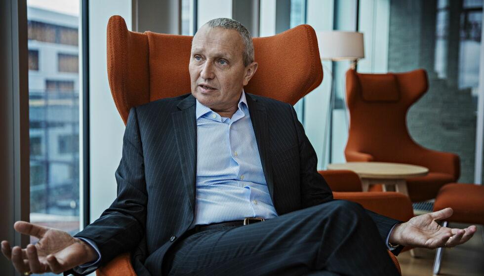VERDIFULL: Kjell Grandhagen, tidligere sjef for Etterretningstjenesten, sier at informasjonen man sitter igjen etter dataangrep kan være svært verdifull på flere måter. Foto: Jørn H Moen / Dagbladet