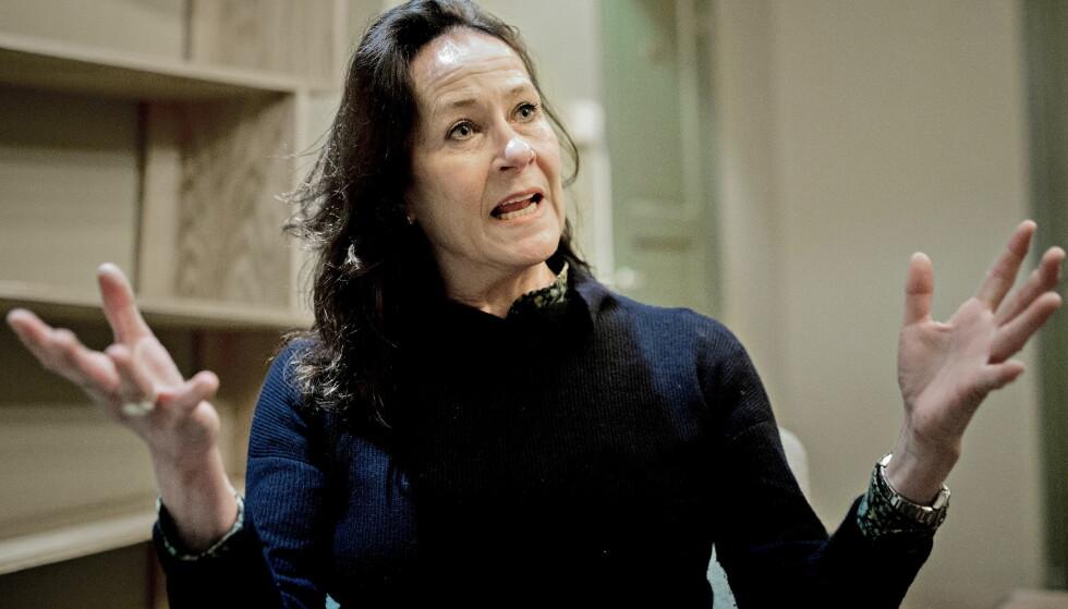 KVINNEBLIKK: Vigdis Hjorths nærlesning av norske litterære klassikere gir nye perspektiver. Foto: Bjørn Langsem / Dagbladet