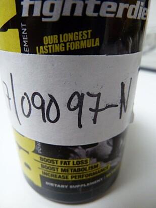 <strong>HØYERE FORBRENNING:</strong> I dette produktet fant Statens Legemiddelverk legemidlet yohimbin, som er forbudt i kosttilskudd. Det inneholdt også svært mye koffein.