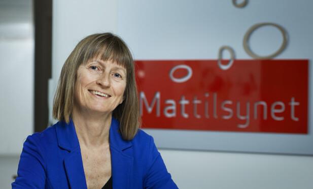 <strong>ADVARER:</strong> Seksjonssjef Merethe Steen i Mattilsynet advarer mot å kjøpe kosttilskudd fra utenlandske nettbutikker. Foto: Mattilsynet