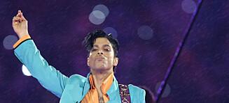 Ingen blir straffeforfulgt etter at Prince døde av overdose
