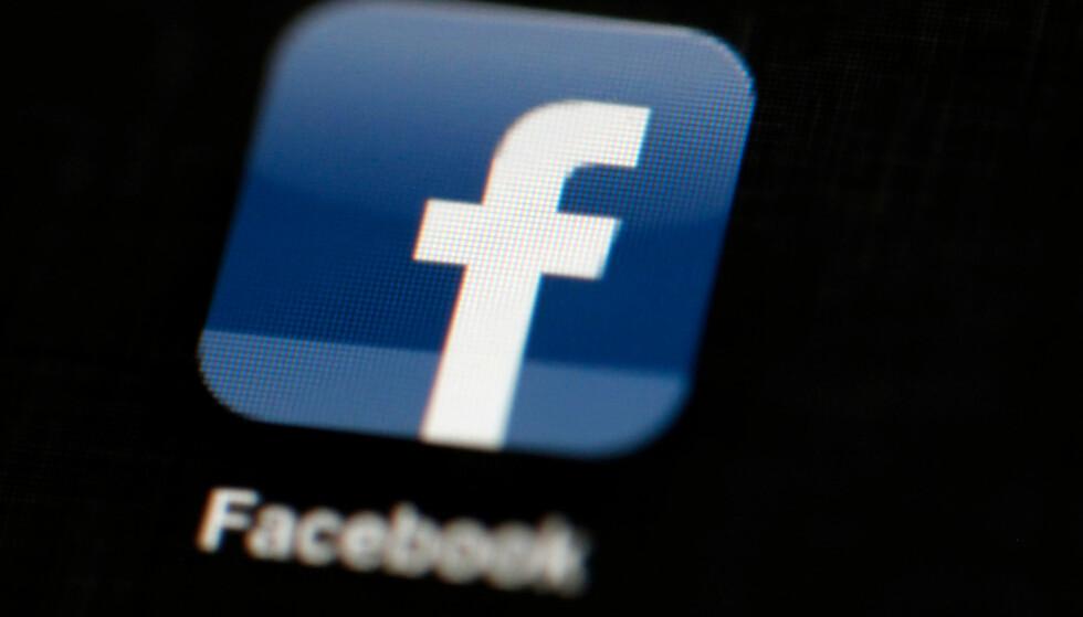 CAMBRIDGE ANALYTICA: Analyser av informasjon fra millioner av Facebook-brukere er blitt samlet, analysert og solgt. Illustrasjonsfoto: AP / NTB scanpix