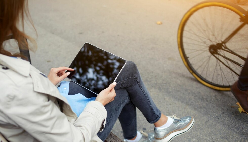 INGEN ER TRYGGE: Selv de som ikke er på Facebook er nå avslørt. De digitale sporene du etterlater deg inkluderer søkehistorikk, kredittkortforbruk og spillelisten din på Spotify, skriver artikkelforfatteren. Illustrasjonsfoto: NTB scanpix