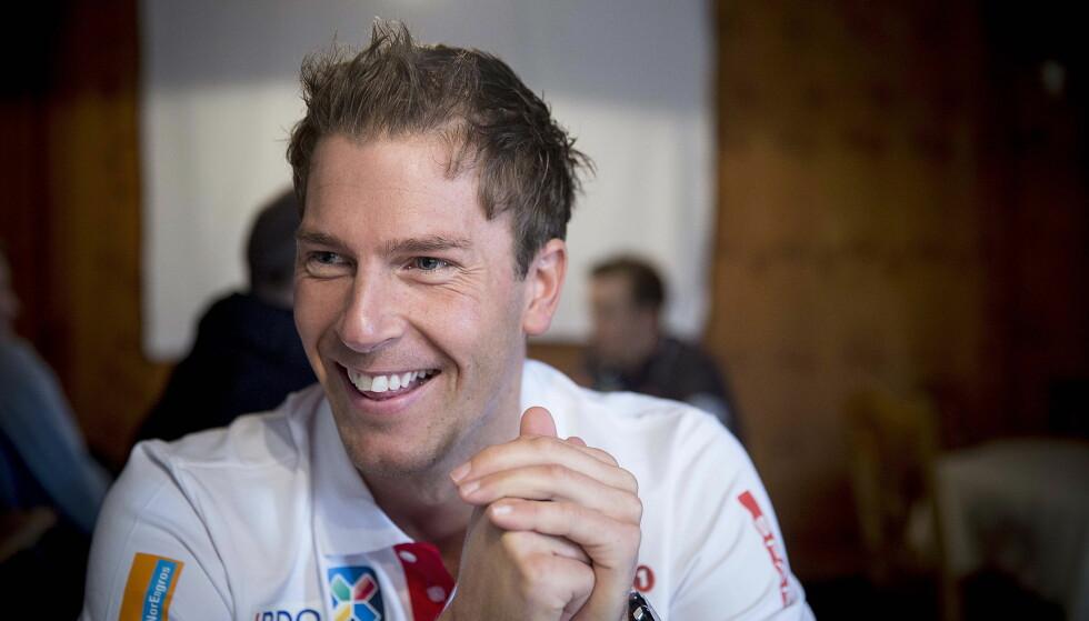 SATSER VIDERE: Chris Jespersen jobber for å gå seg inn igjen i den norske verdenscup- og VM-troppen, selv uten Petter Northug som lagkompis. Foto: Bjørn Langsem / Dagbladet .
