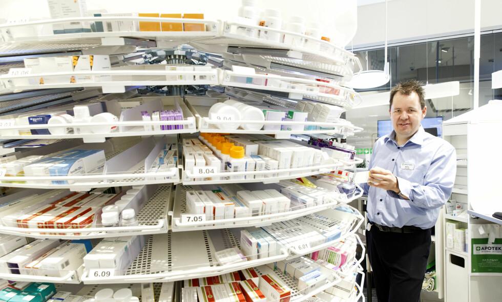 REVOLUSJON? To nye MS-medikamenter kan bli innført i Norge. Foto: Gorm Kallestad / NTB Scanpix Foto: Gorm Kallestad / NTB scanpix