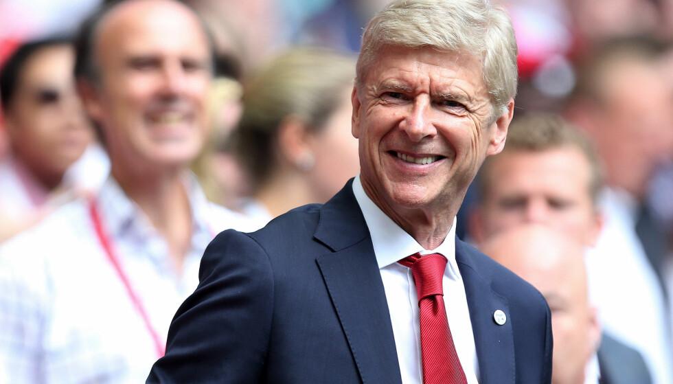 VIL MER: Selv om han gir seg som Arsenal-manager, ønsker ikke Arsene Wenger å pensjonere seg. Foto: James Marsh/BPI/REX